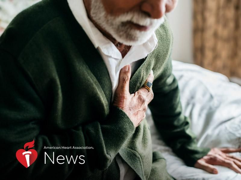 News Picture: AHA News: Dangers of Life-Threatening Second Heart Attack May Be Highest Soon After the First