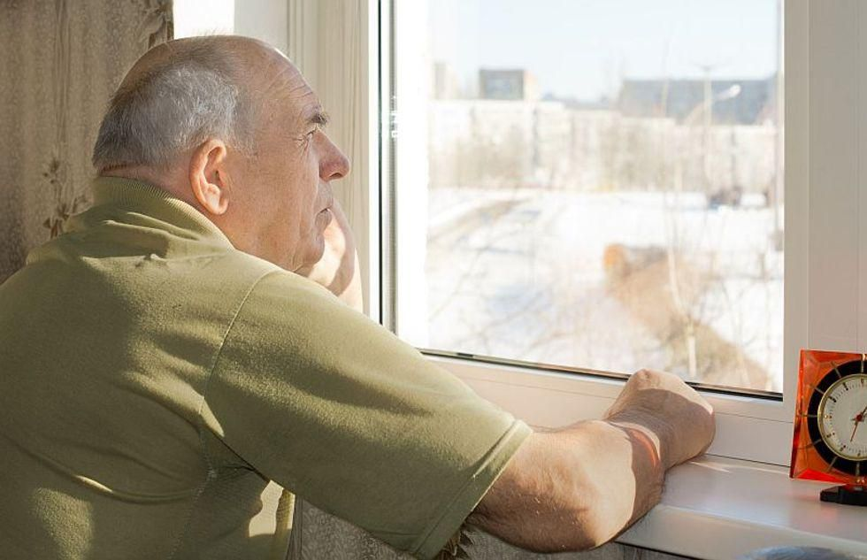 News Picture: Dirty Air, Higher Dementia Risk?