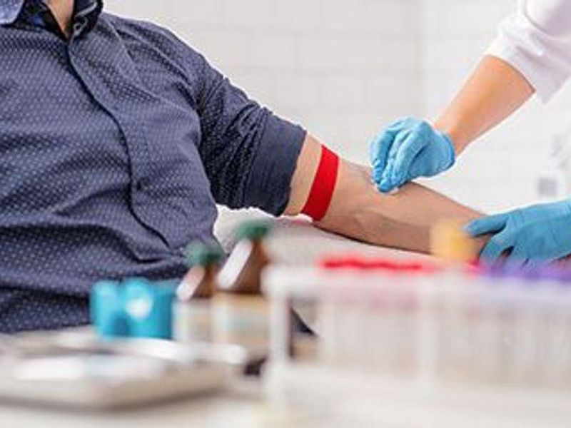 Blood Test Spots Biological Markers for Schizophrenia