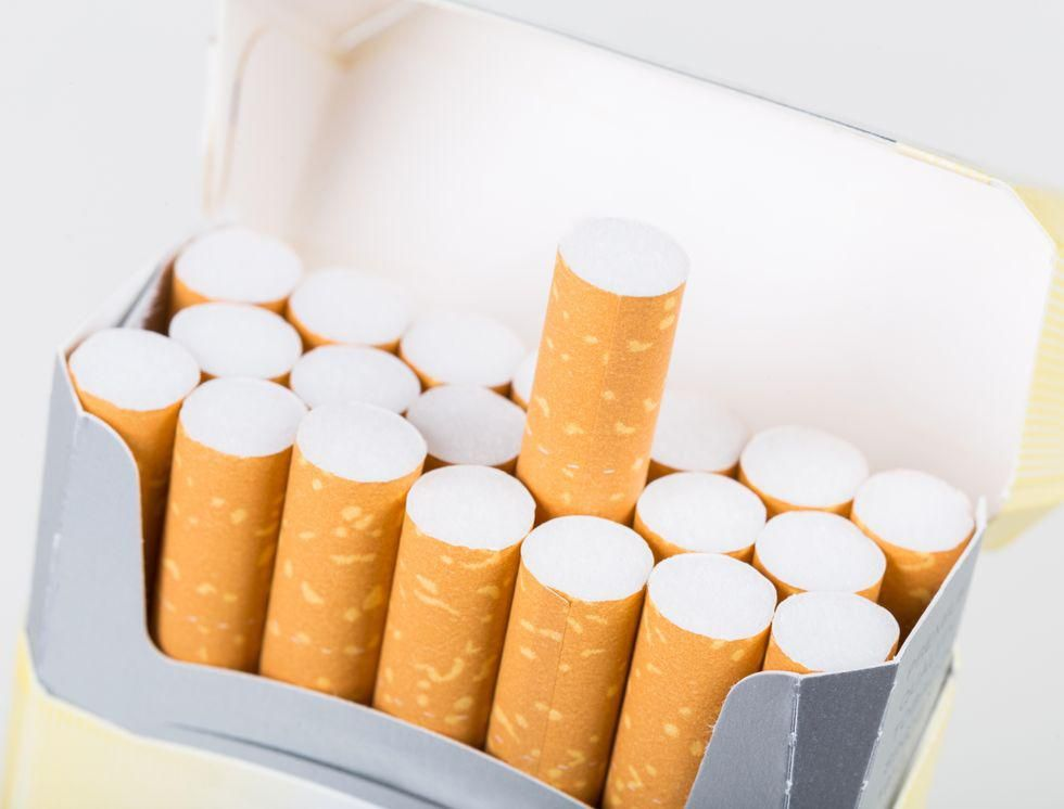 News Picture: Gruesome Cigarette Warnings May Work on Smokers: Study