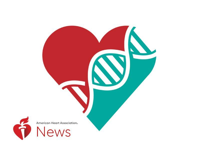 News Picture: AHA News: New Genetic Tech Can Fight Inherited Heart Disease – And Families Can, Too
