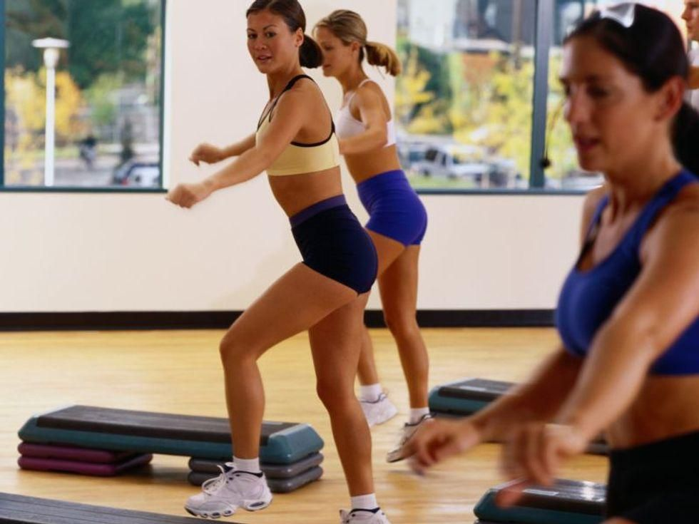 News Picture: Exercise Could Help Fight 'Chemo Brain' in Breast Cancer Patients