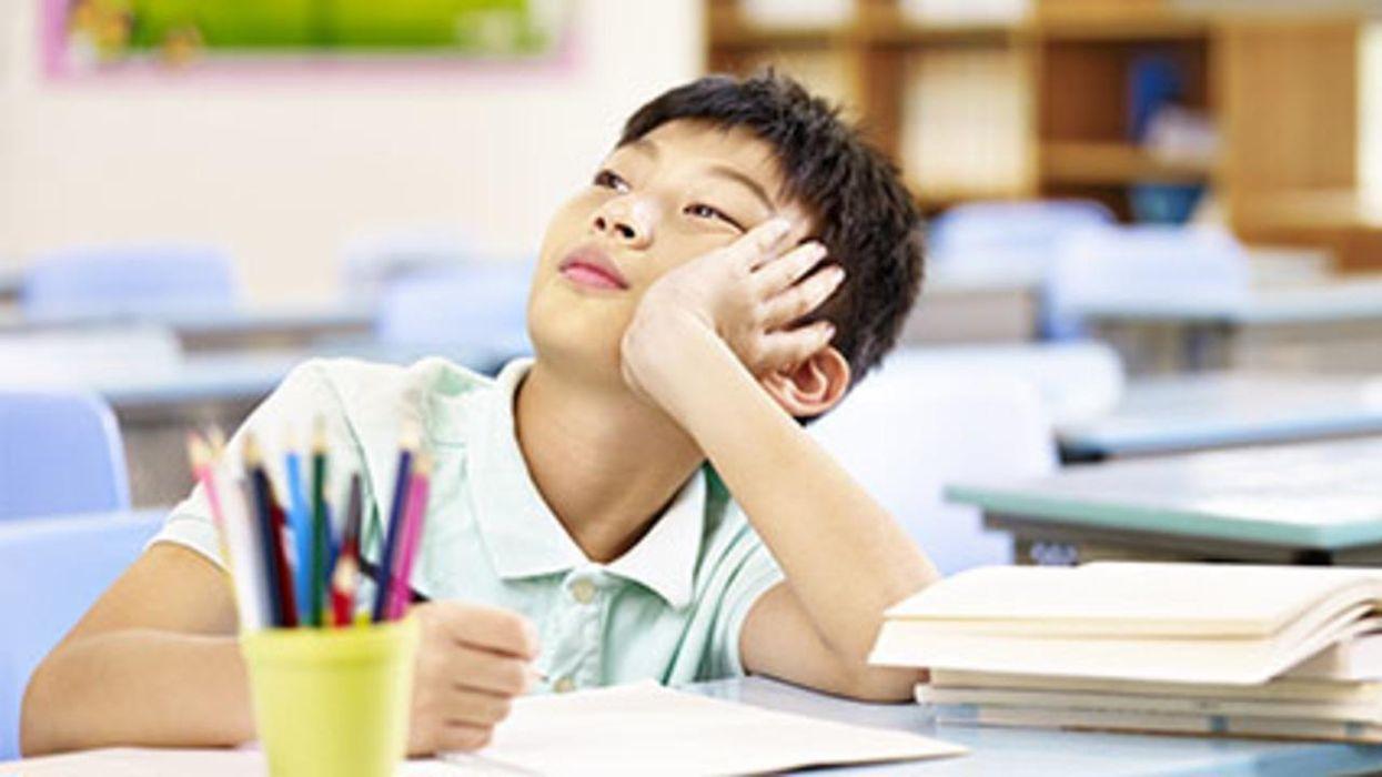 Sólo 1 de cada 10 niños con TDAH lo superará