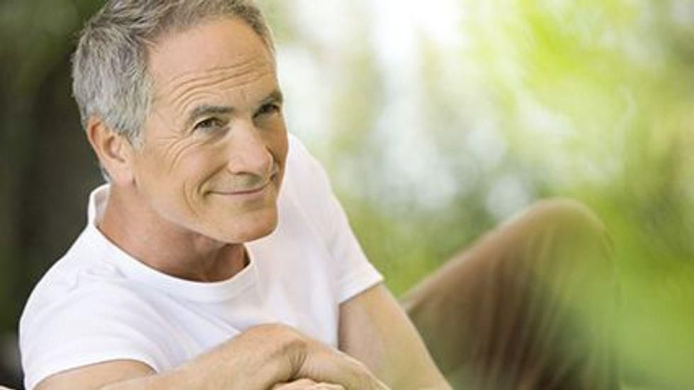News Picture: Enlarged Prostate Doesn't Raise a Man's Odds for Cancer: Study