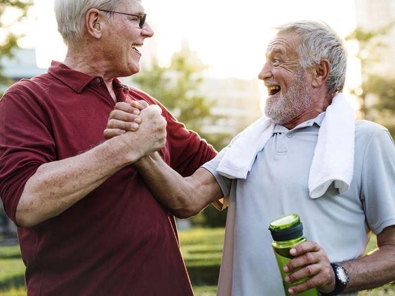 Just Starting Exercise in Your 60s? It'll Still Do a World of Good