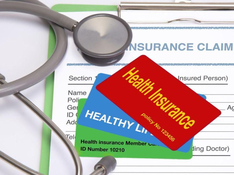 News Picture: Little Change in Number of Uninsured in Pandemic's First Year