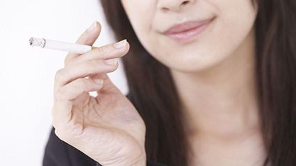 News Picture: Women May Find It Tougher to Quit Smoking Than Men