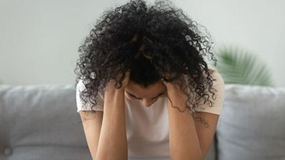News Picture: College Is Even More Stressful for Girls: Study