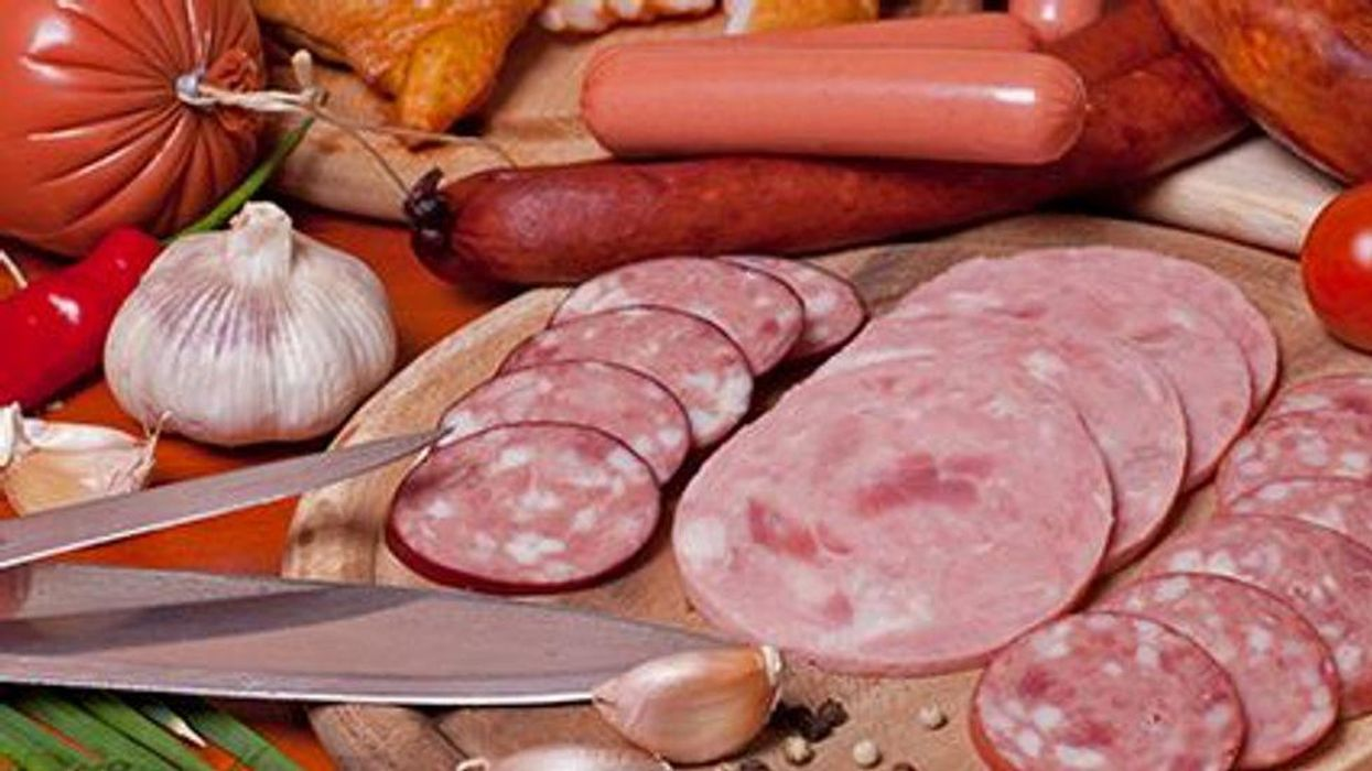 different kinds of meat