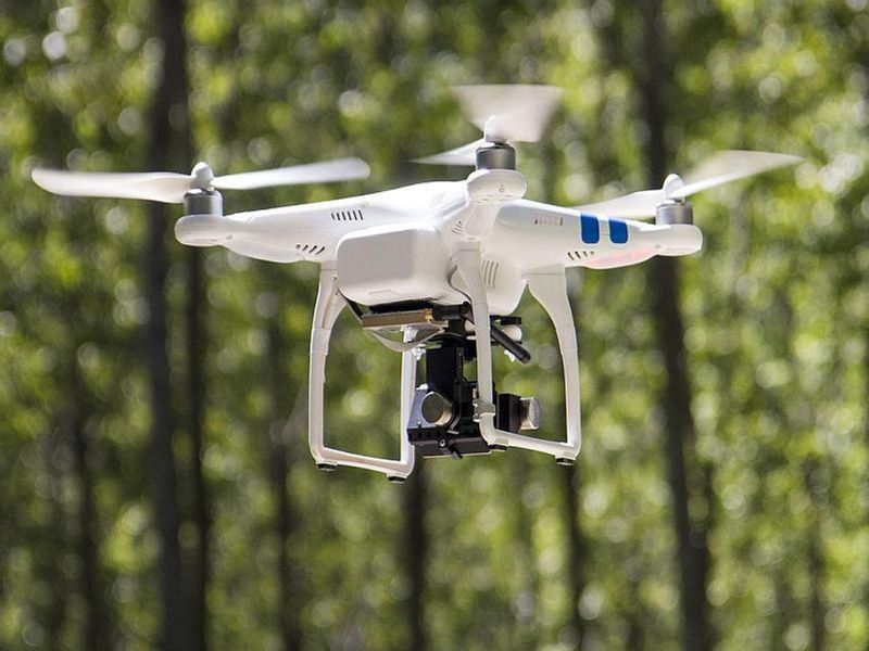 Cardiac Arrest? Someday, Drones May Come to Save You