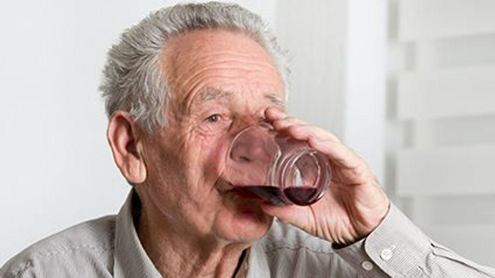 News Picture: 'Holiday Heart': When Drinking Triggers Dangerous A-fib