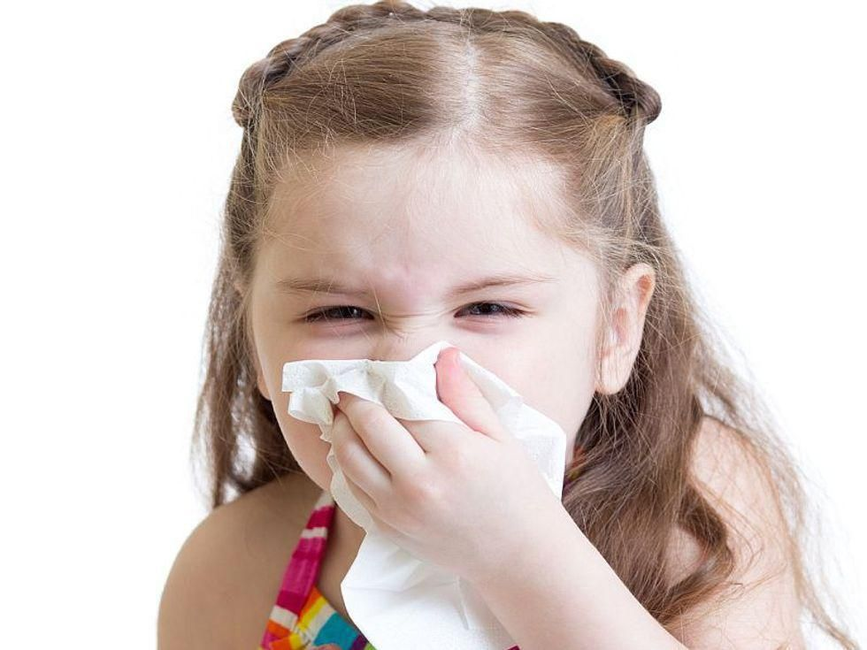 News Picture: Your Young Child Is Sick: Is it COVID or RSV?