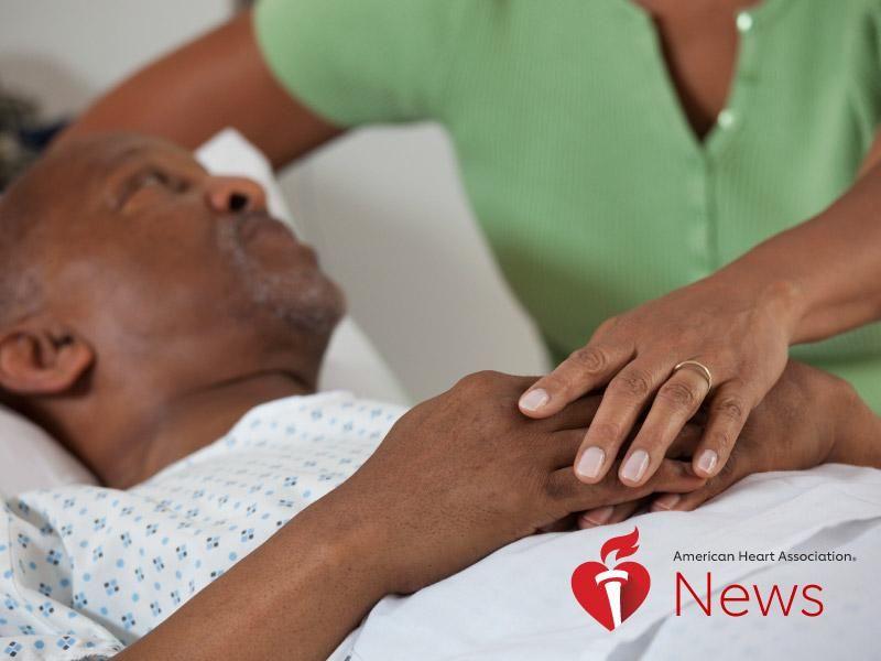 AHA News: Despite Progress, Black Patients Still Less Likely to Get Heart Transplants