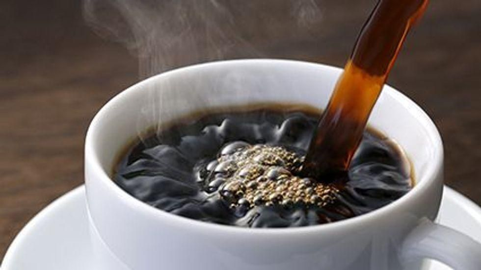 Daily Coffee Protects Against Heart Disease, Stroke