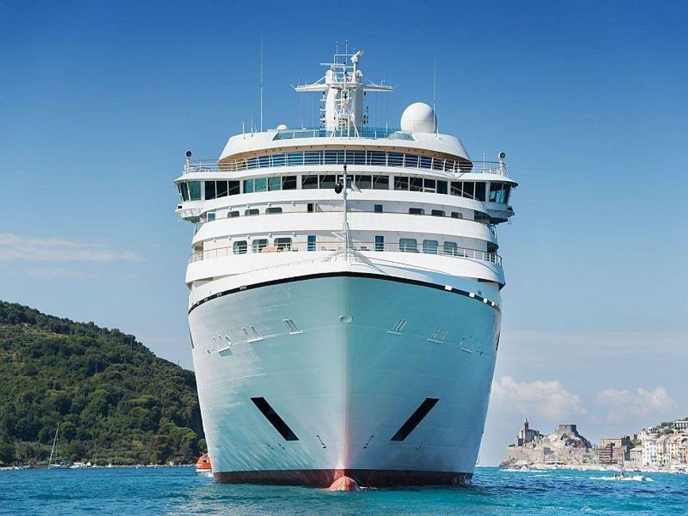 News Picture: Coronavirus Outbreak on Carnival Cruise Ship