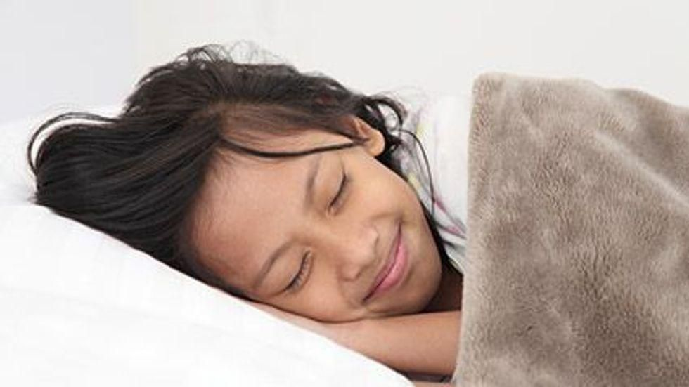 News Picture: Get Your Kids on a School-Ready Sleep Schedule