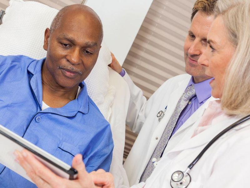 Race-Based Disparities in Americans' Health Haven't Improved: Study
