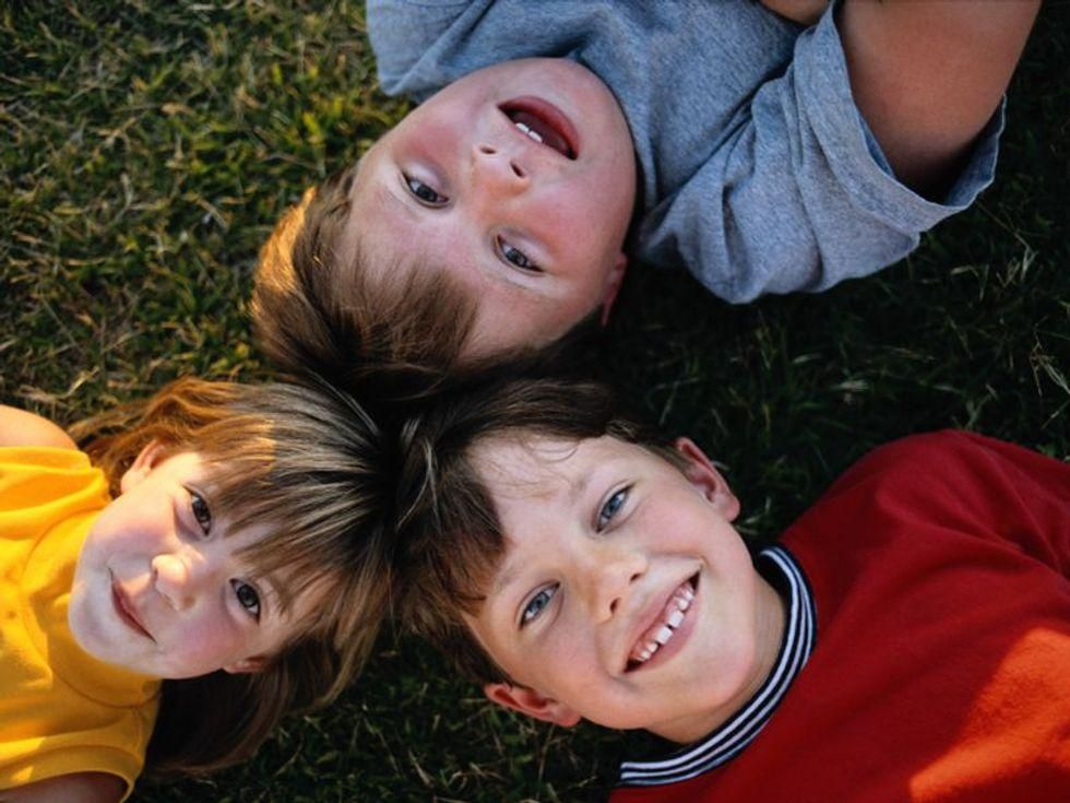 News Picture: Only 1 in 10 Kids With ADHD Will Outgrow It
