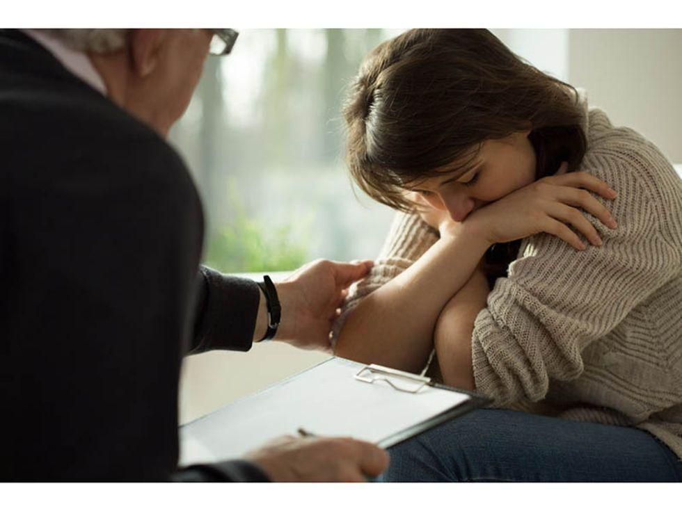 News Picture: Ketamine Appears Safe as Therapy for Tough-to-Treat Depression