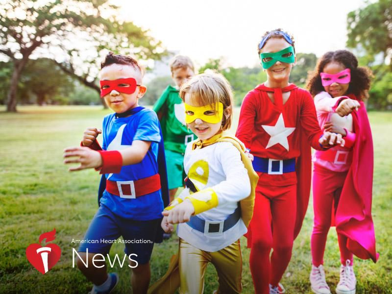 AHA News: Healthy Hearts and Brains Get Their Start in Childhood
