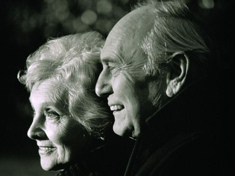 News Picture: Having Someone Who'll Listen May Be Good for Your Aging Brain