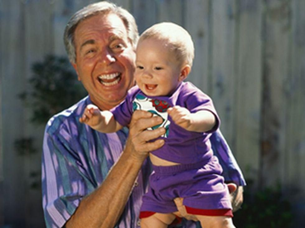 News Picture: Age Can Impair a Man's Odds for Fatherhood: Study