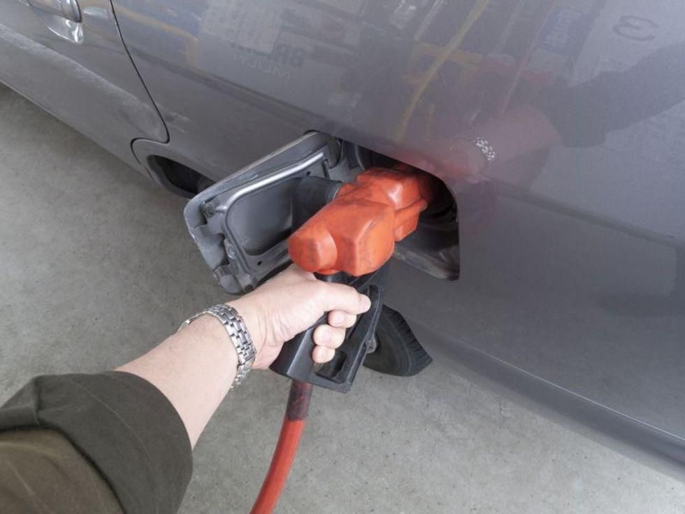 News Picture: Toxic Leaded Gasoline Is Finished Globally