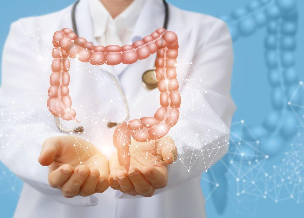 News Picture: Too Many Antibiotics Might Raise Colon Cancer Risk