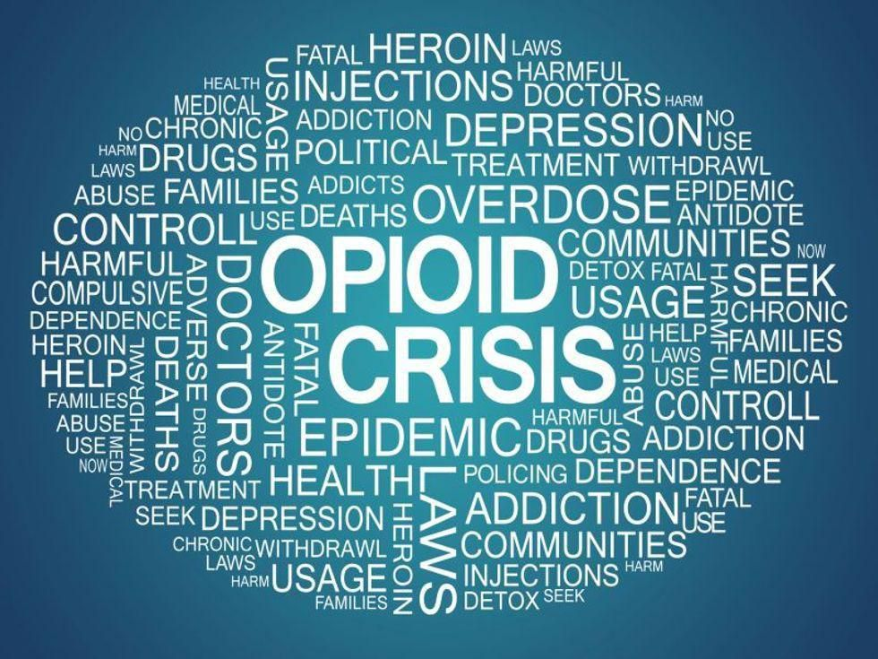 News Picture: How Common Is Opioid Misuse Among Seniors After Hip Surgery?