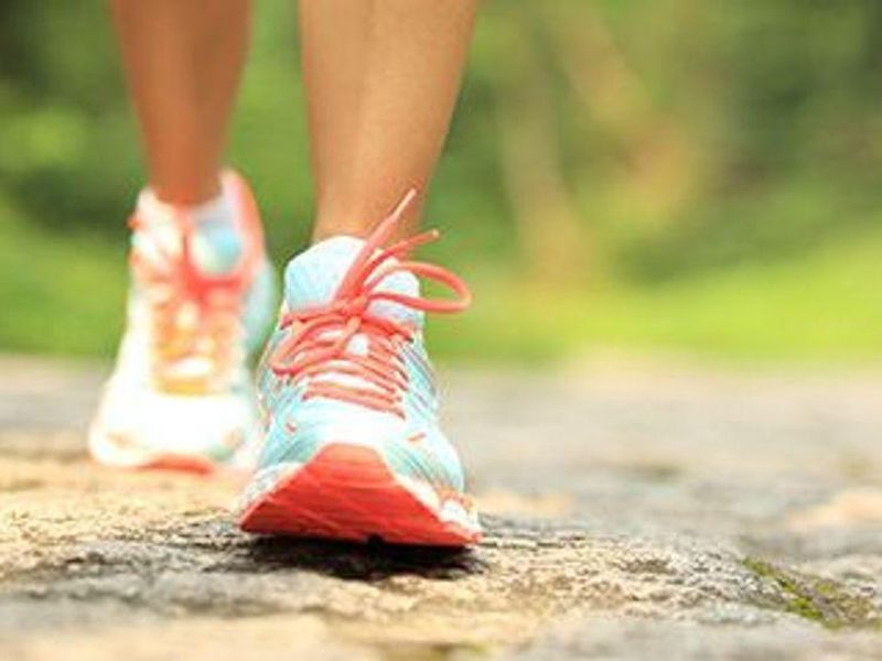 All Those Steps Every Day Could Lead to Longer Life