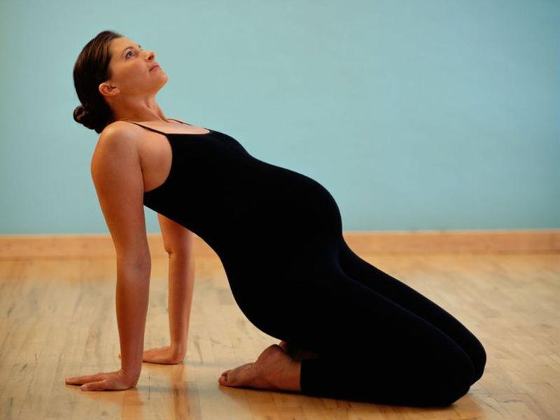 Mom`s Exercise in Pregnancy May Help Baby`s Lungs