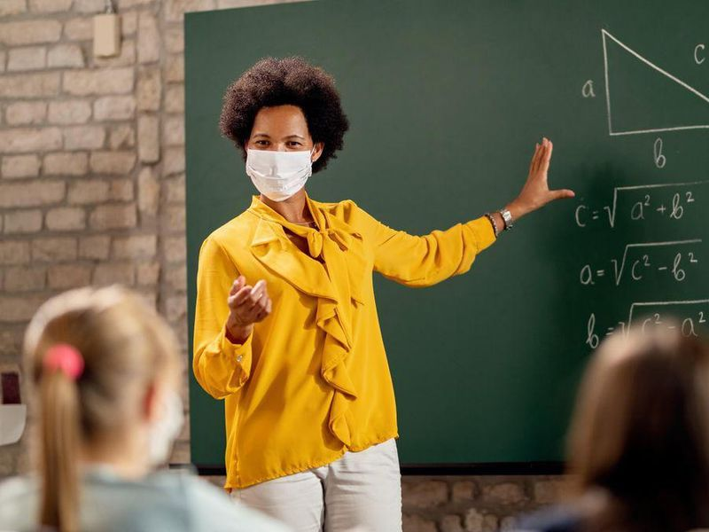 Teachers Have No Higher Risk of Severe COVID-19: Study