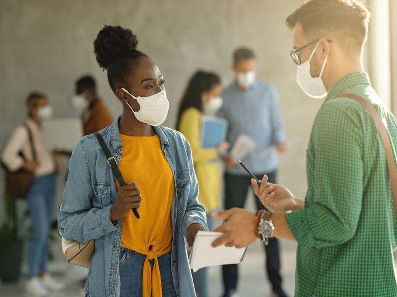 Huge Study Shows Masks Do Indeed Limit Coronavirus Spread