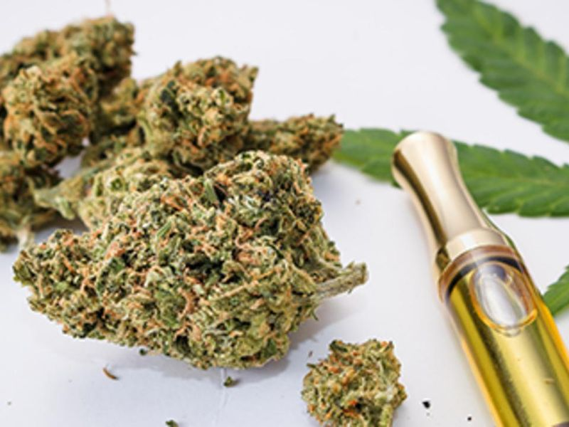Recent Pot Use Tied to Heart Attacks in Young Adults