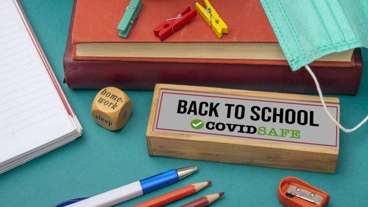 back to school during coronavirus pandemic