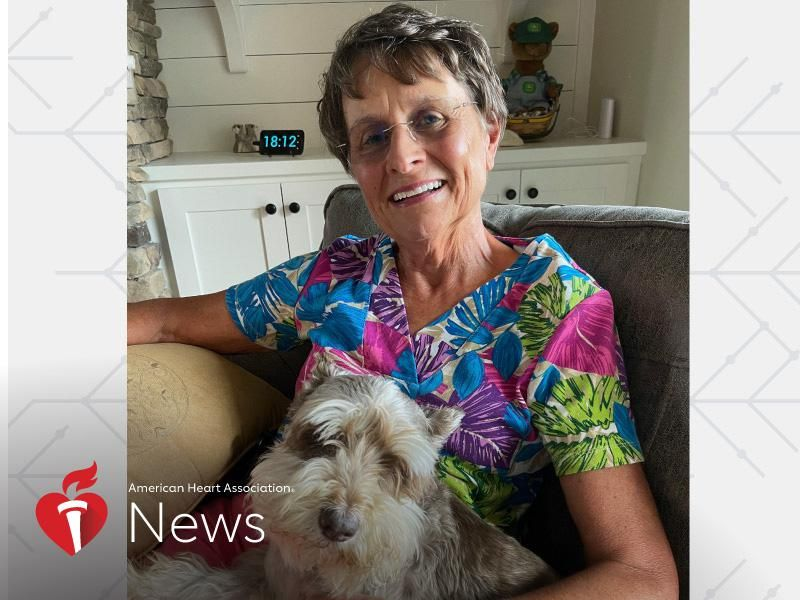 News Picture: AHA News: Since Her Stroke, Her Southern Drawl Turned Into a Foreign Accent