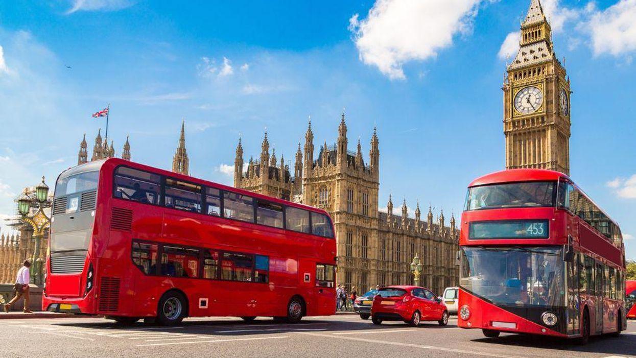 Britain London UK