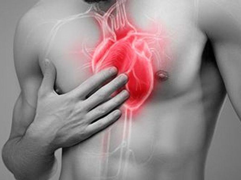 4 Out of 10 Adults With No Known Heart Disease Have Fatty Hearts: Study