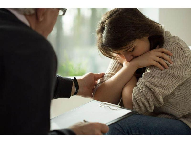 News Picture: Dealing With Grief in the Time of COVID