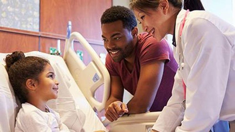 News Picture: Parents of Hospitalized Kids Need More Info on Costs: Study