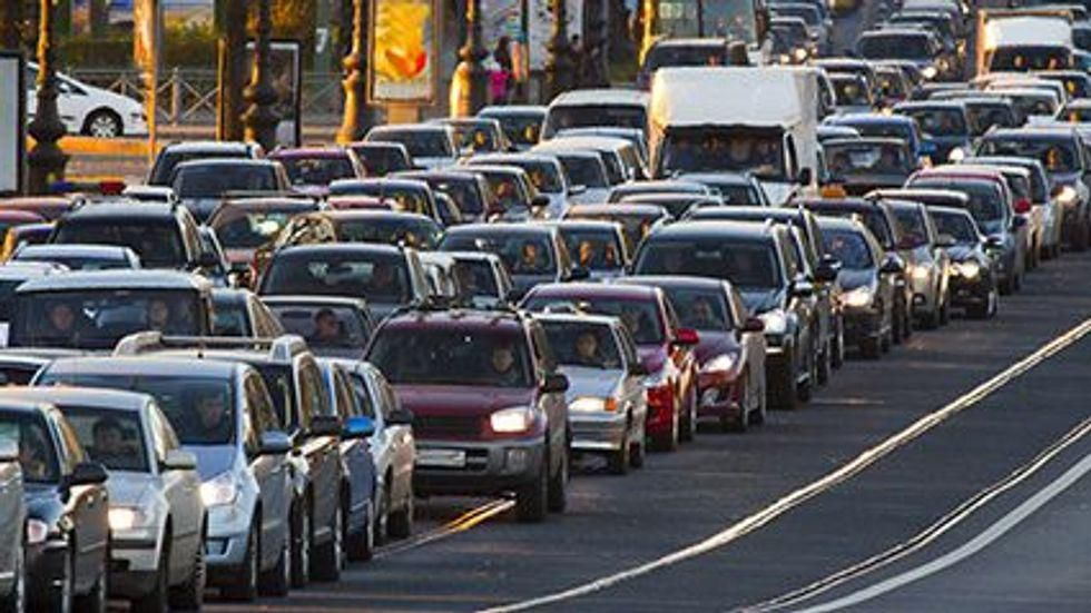 News Picture: Could Traffic Noise Raise Your Odds for Dementia?