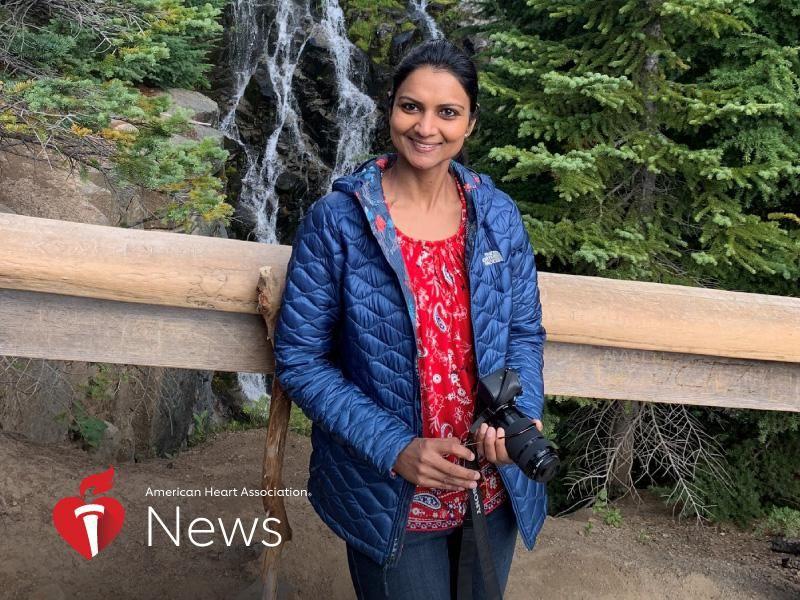 AHA News: Neurologist Wakes Up in the Hospital Where She Works -- As a Stroke Survivor