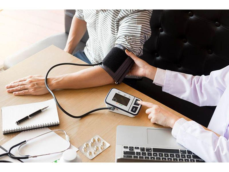 More Evidence That Stress Gets Blood Pressure Rising