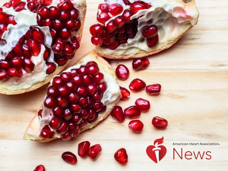 AHA News: Just How Healthy Are Pomegranates?