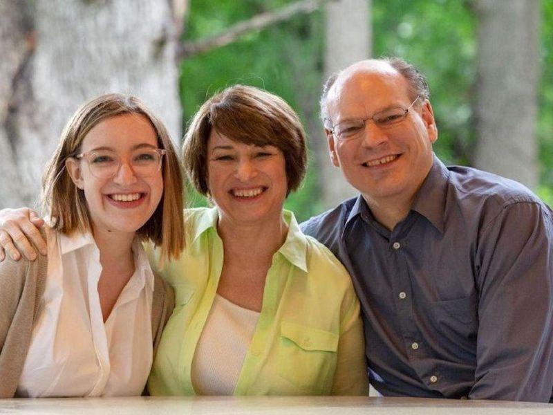 Sen. Amy Klobuchar Treated for Breast Cancer