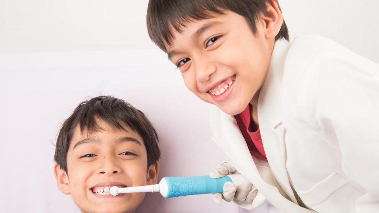Kids' Dental Health: Quiz