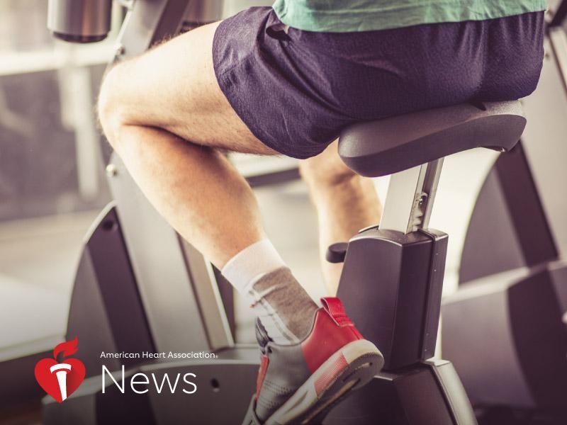 News Picture: AHA News: Exercise May Reduce Sleep Apnea and Improve Brain Health
