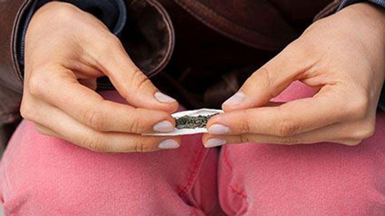 Durante la pandemia, el uso de marihuana aumentó entre las mujeres embarazadas, según un estudio