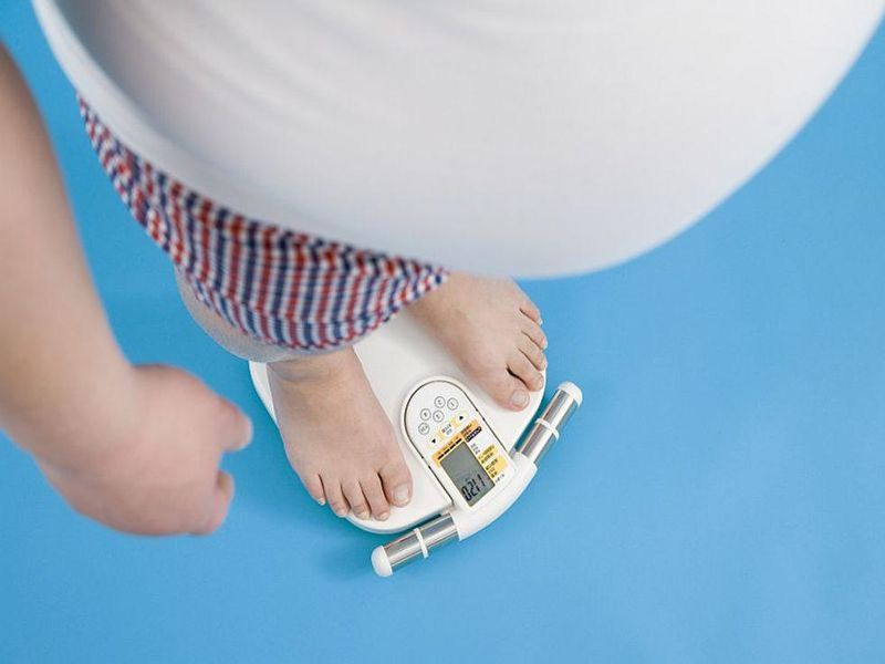 News Picture: Obese? Lose Lots of Weight, Watch Your Heart Risks Drop