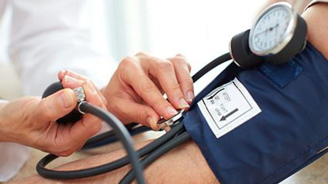 blood pressure and dizziness